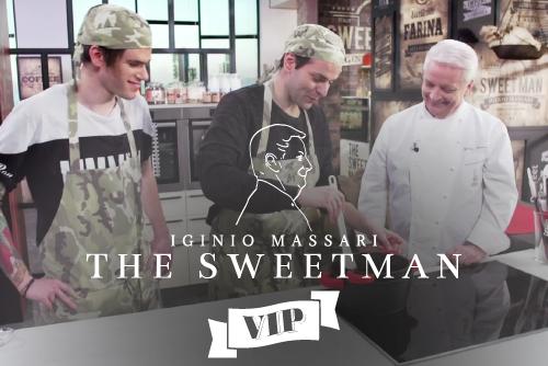 IGINIO MASSARI THE SWEETMAN VIP