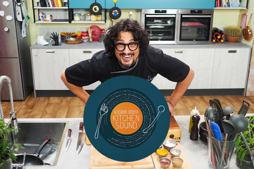 Alessandro Borghese Kitchen Sound 1, 2, 3