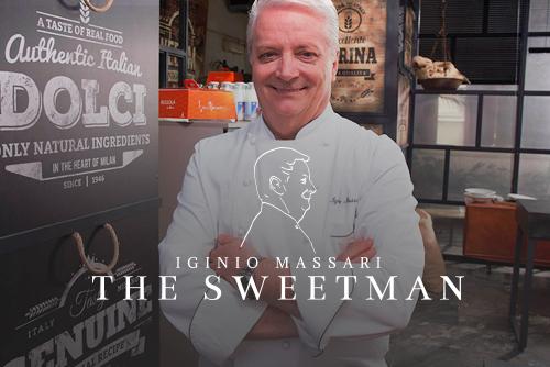 Iginio Massari The Sweetman